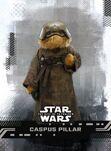 Caspus Pillar — Star Wars: The Rise of Skywalker Series 1 Base