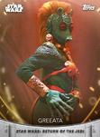 Greeata - Topps' Women of Star Wars