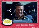 Lando Calrissian Returns - Journey to the Rise of Skywalker - Base