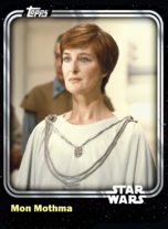 Mon Mothma - Rebel Leader - Base Series 1