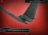 Kylo Ren's Command Shuttle - Ships & Vehicles: Age of Resistance