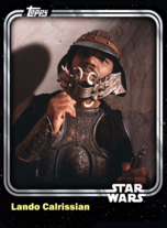 Lando Calrissian - Rebel Alliance - Base Series 1