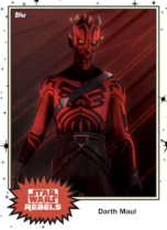 Darth Maul 1 - Base Series 4 - Rebels
