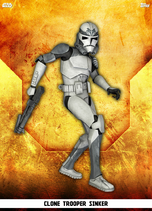Clone Trooper Sinker - Rank & File