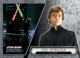 Luke Skywalker - Jedi Knight - Evolution
