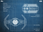 Darth Vader's TIE Fighter - Blueprints