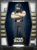 Griff Halloran - 2020 Base Series