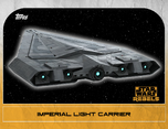 Imperial Light Carrier 2 - Star Wars Rebels: Retro