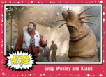 Snap Wexley and Klaud - Journey to the Rise of Skywalker - Base