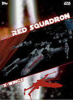 X-wings - Red Squadron Series