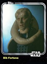 Bib Fortuna - Majordomo - Base Series 1