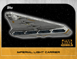 Imperial Light Carrier 1 - Star Wars Rebels: Retro