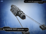 Battering Ram Cannon - Ships & Vehicles: Age of Resistance