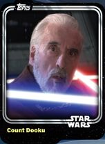Count Dooku - Sith Apprentice - Base Series 1
