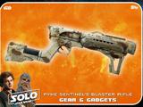 Pyke Sentinel's Blaster Rifle - Solo: A Star Wars Story - Gear & Gadgets