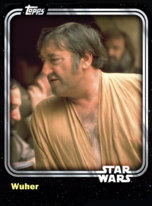Wuher - Cantina Bartender - Base Series 1