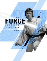 The Force is Strong With This One - Action Accents Series 1