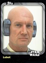 Lobot - Lando's Aide - Base Series 1