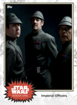 Imperial Officers - Base Series 4