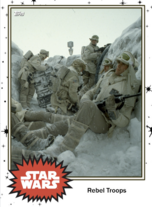 Rebel Troops - Base Series 4
