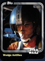 Wedge Antilles - Rogue Leader - Base Series 1