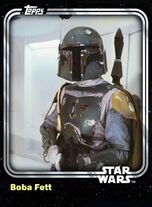 Boba Fett - Bounty Hunter (ESB) - Base Series 1