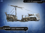 Pasaana Load Skimmer - Ships & Vehicles: Age of Resistance