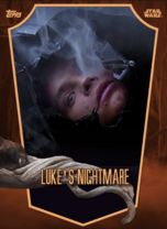 Luke's Nightmare - Locations - Dagobah