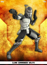 Clone Commander Wolffe - Rank & File