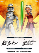 Commander Cody & Ahsoka Tano - Rank & File
