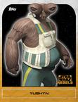 Yushyn - Star Wars Rebels: Retro