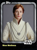 Mon Mothma - Senator of Chandrila - Base Series 1