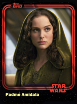 Padmé Amidala - Senator of Naboo (ROTS) - Base Series 1