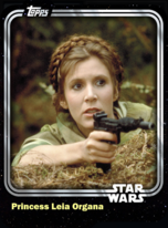 Princess Leia Organa - Rebel Leader (ROTJ) - Base Series 1