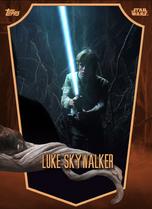 Luke Skywalker - Locations - Dagobah