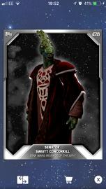 Senator Sweitt Concorkill - Base Series 3