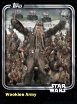 Wookiee Army - Galactic Republic - Base Series 1