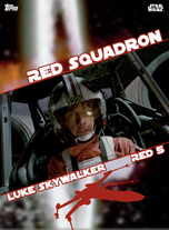 Luke Skywalker (Red 5) - Red Squadron Series