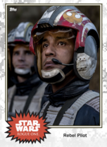 Rebel Pilot - Base Series 4