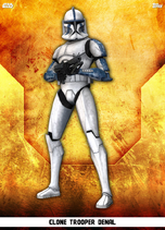 Clone Trooper Denal - Rank & File