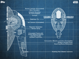 Slave I - Blueprints