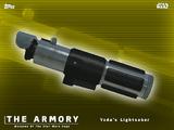 Yoda's Lightsaber - The Armory