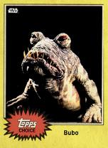 Bubo - Topps Choice 2