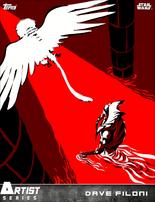 7 (Ahsoka Tano) - Artist Series - Dave Filoni
