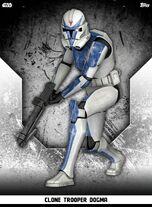 Clone Trooper Dogma - Rank & File (Helmet)