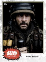 Rebel Soldier (Calfor) - Base Series 4