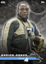 Barion Raner (Blue 4) - Star Wars: Rogue One - Standing By