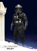 TIE Fighter Pilot - 39 - Solo: A Star Wars Story - Physical Base - Limited