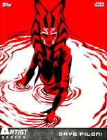 4 (Ahsoka Tano) - Artist Series - Dave Filoni