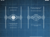 TIE Fighter - Blueprints